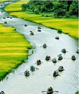 Cẩm nang danh thắng 68 tỉnh Việt Nam