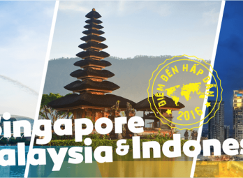 SINGAPORE - INDONESIA - MALAYSIA